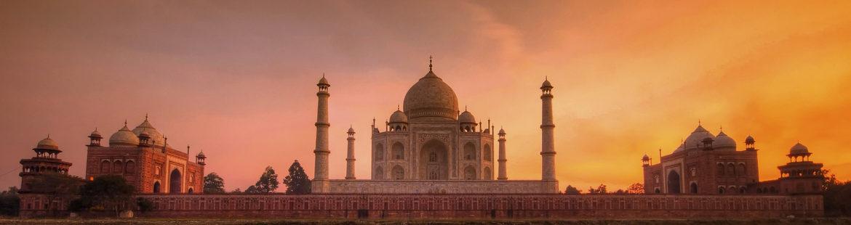 Taj-Banner